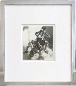 MAN RAY - Fotografia - Mr. and Mrs. Woodman #14
