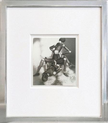 MAN RAY - Photo - Mr. and Mrs. Woodman #14