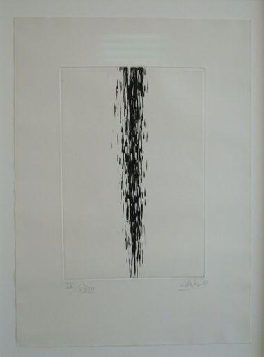 昆特•约克 - 版画 - o.T.