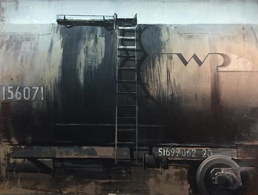 Alexey ALPATOV - Painting - Cistern 156071