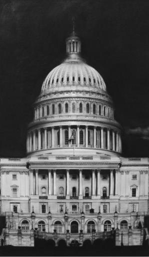 Robert LONGO - Grabado - Capitol