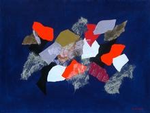 Giulio TURCATO - Peinture - Collage