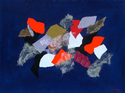 Giulio TURCATO - Pintura - Collage
