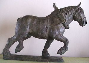Ron DEBLAERE - Sculpture-Volume - Kracht én Gratie