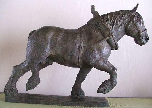 Ron DEBLAERE - Escultura - Kracht én Gratie