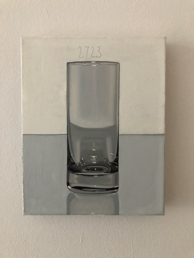 Peter DREHER - Pittura - Tag um Tag guter Tag (Nachtglas Nr. 2723)