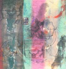 Bertille DE BAUDINIERE - Peinture - Guantanamo 03