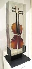 Fernandez ARMAN - Inclusion de violon découpé