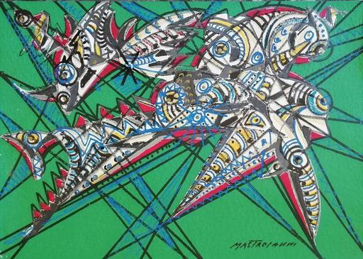 Umberto MASTROIANNI - Painting