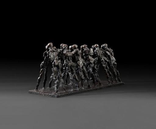 David BREUER-WEIL - Sculpture-Volume - Tunnel