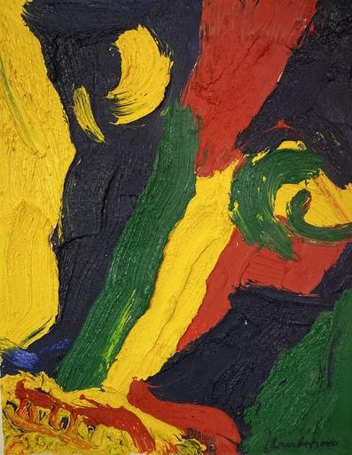 Bengt LINDSTRÖM - Pintura - Balder
