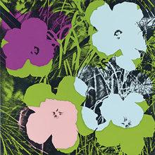 Andy WARHOL (1928-1987) - Flowers, FS II.64