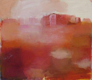 Klaus Karl MEHRKENS - Pintura - Senza titolo