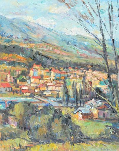Nikolaï Efimovich TIMKOV - Painting - Landscape