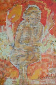 Ludmilla MOSHEK - Painting - Mantra