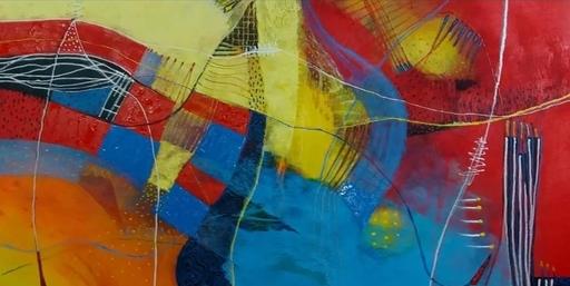 R.U. SUBAGIO - Painting - In Tune
