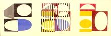 Yaacov AGAM - Print-Multiple - Abstract