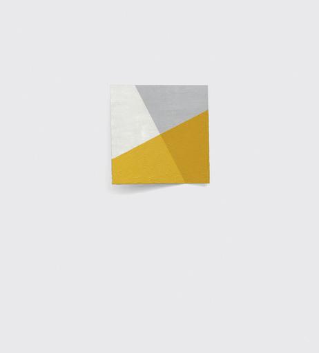 Wolfram ULLRICH - Sculpture-Volume - O.T. (gelb)