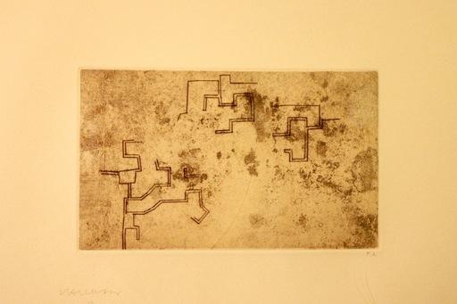 Eduardo CHILLIDA - Print-Multiple - Enda II