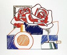 Tom WESSELMANN (1931-2004) - Scribble Version of Still Life #58