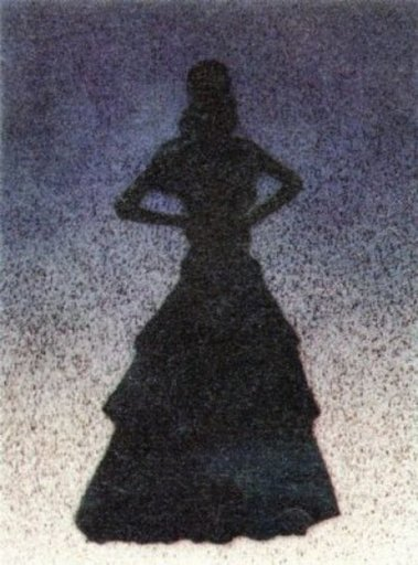 Ed RUSCHA - Print-Multiple - Bailarina