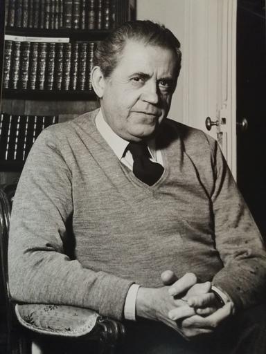 Louis MONIER - Fotografia - Pierre GASCAR - Ecrivain - (1916 - 1997)