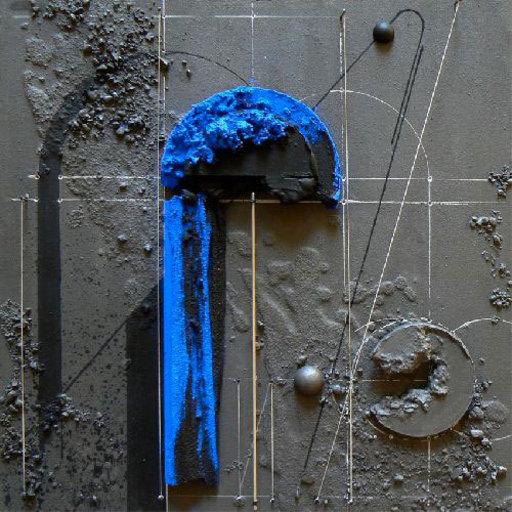Walter VALENTINI - Peinture - Porta ducale