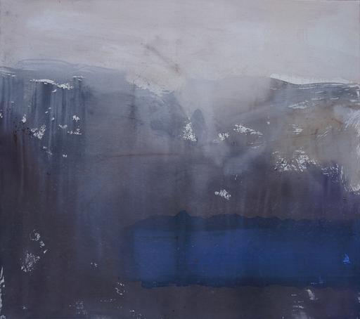 Vladimir SEMENSKIY - Painting - Practice of Contemplation IV. I