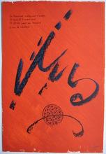 André VERDET - Grabado - LITHOGRAPHIE 1990 SIGNÉ CRAYON NUM/99 HANDSIGNED LITHOGRAPH