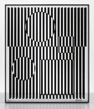 维克多•瓦沙雷利 - 雕塑 - HOLLD