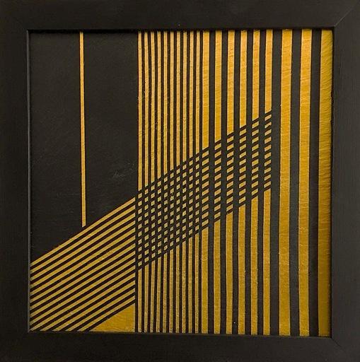 Elio MARCHEGIANI - Peinture - Grammature d'oro 24 K
