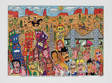 James RIZZI - Print-Multiple - Twenty Five Years of Good Taste, Good Times, and Good Friend