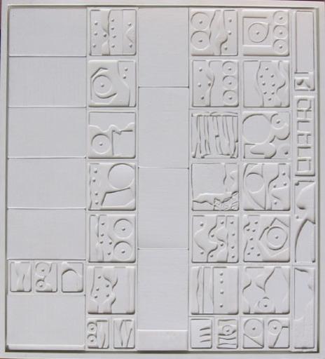 路易斯·内维尔森 - 雕塑 - Southey Shores XVIII