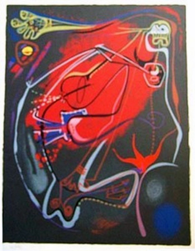 André MASSON - Print-Multiple - DEVILIAN