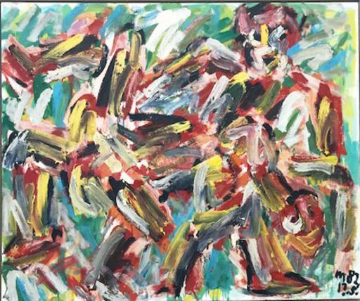 Otto MÜHL - Pintura - Ohne Titel
