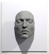 Sam JINKS - Escultura - Face Man