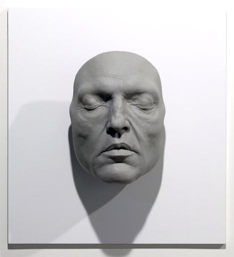 Sam JINKS - Sculpture-Volume - Face Man