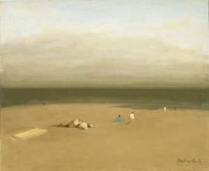 Cirilo MARTÍNEZ NOVILLO - Painting - Playa