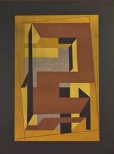 Victor VASARELY - Estampe-Multiple - Gordes TAIRA -1971