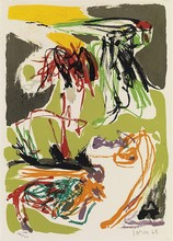 Asger JORN - Print-Multiple - Untitled