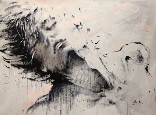 Ewa HAUTON - Painting - Dancer