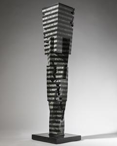 Eun Sun PARK - Skulptur Volumen - Colonna Infinita - Aumento I