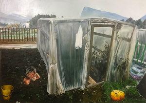 Leopold RABUS - Gemälde - François