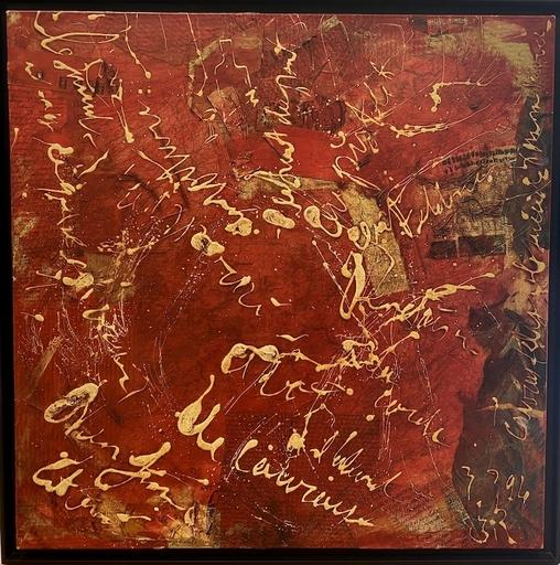 Gilles RIEU - Peinture - Sans titre