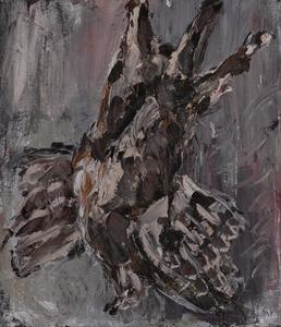 Marc MULDERS - Gemälde - Stilleven V (Vogel I)