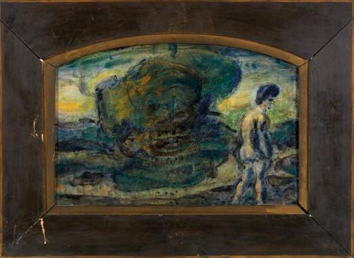 Georges ROUAULT - Keramiken - Baigneuse