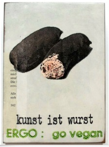 Jan M. PETERSEN - Sculpture-Volume - kunst ist wurst