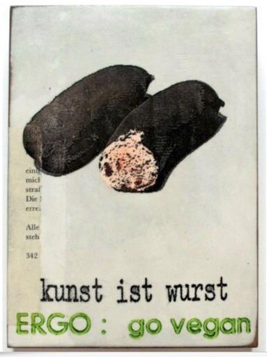 Jan M. PETERSEN - Sculpture-Volume - kunst ist wurst