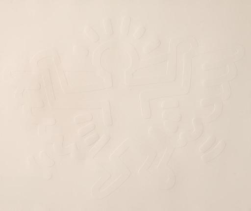 Keith HARING - Print-Multiple - Angel