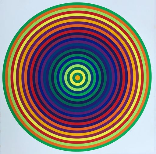 Julio LE PARC - Druckgrafik-Multiple - Composition S 14-4